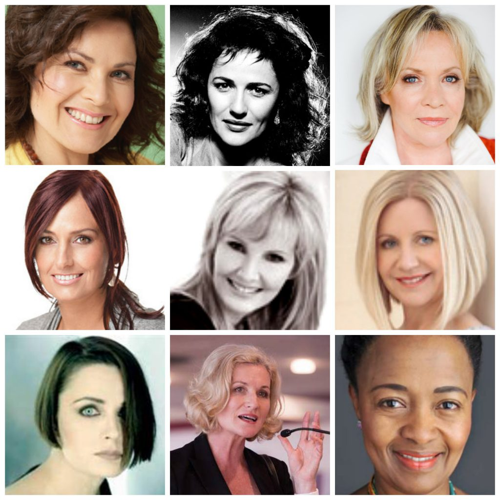 Annmart; Jana; Sandra; Michelle; Marianne; Terena; Leigh; Alayne; Wendy